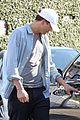 ashton kutcher mila kunis leaving restaurant 05