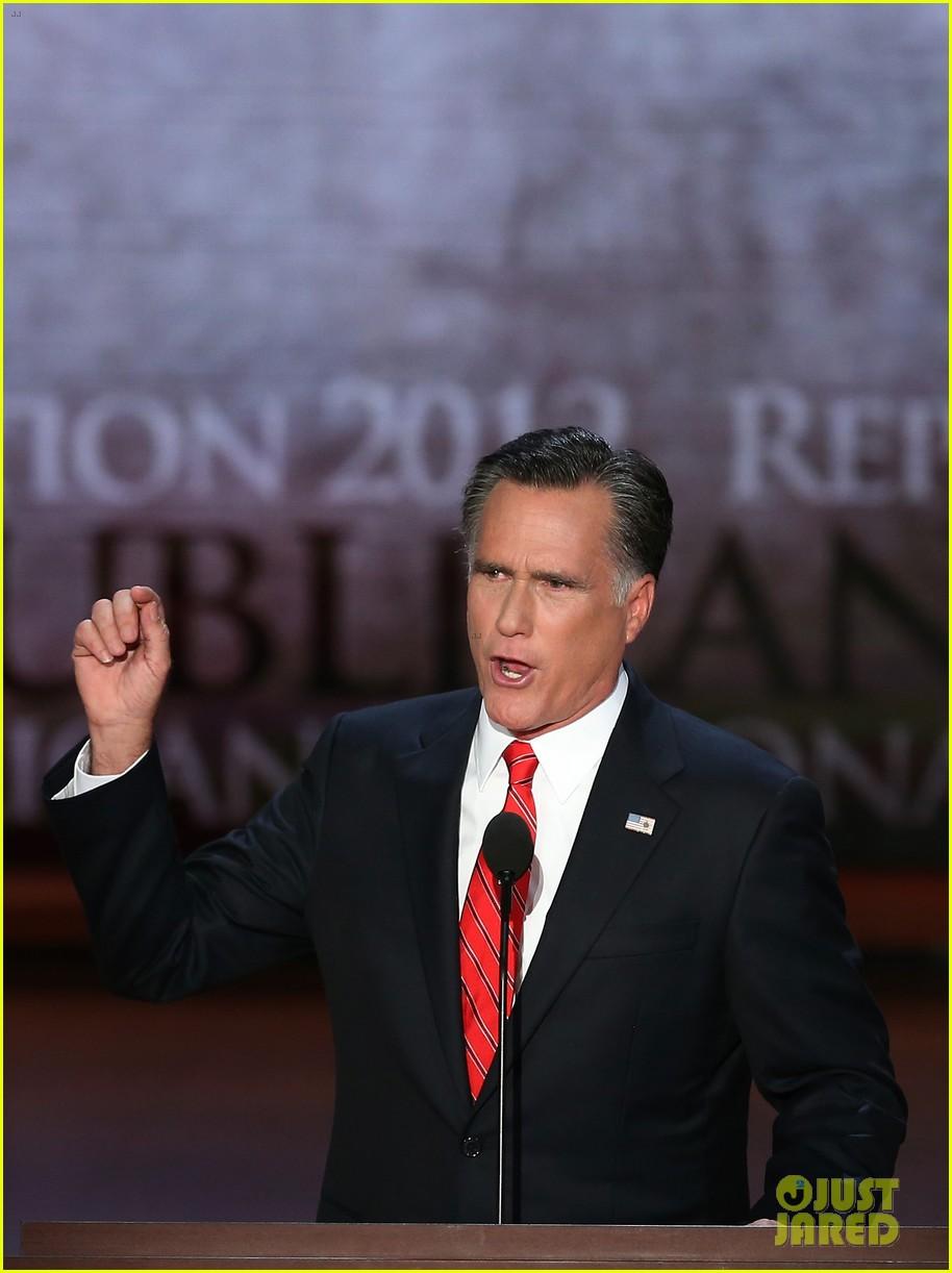 mitt romney republican national convention speech watch now 18