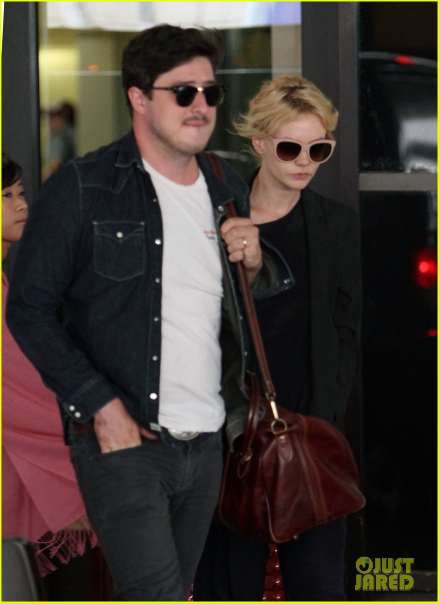 carey mulligan marcus mumford lax lovebirds 03