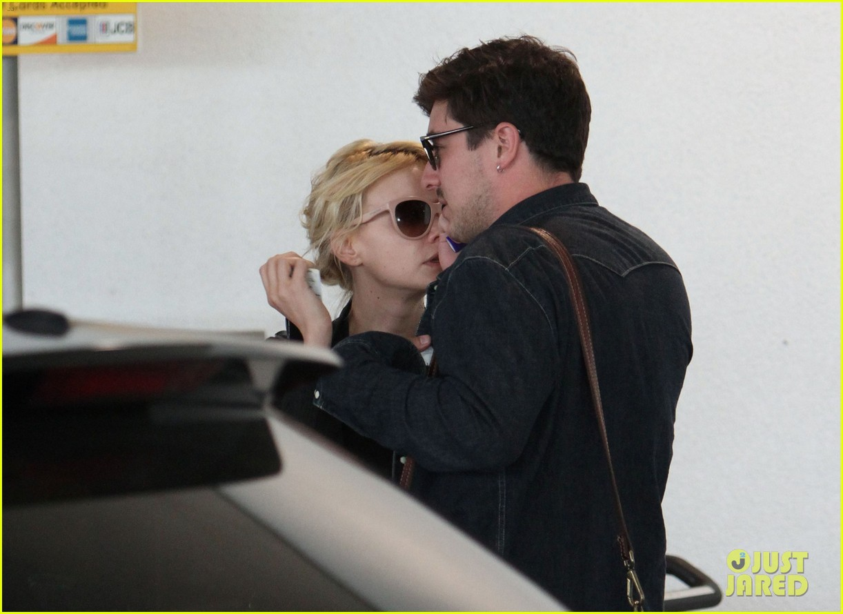 Carey Mulligan & Marcus Mumford: LAX Lovebirds!: Photo ...