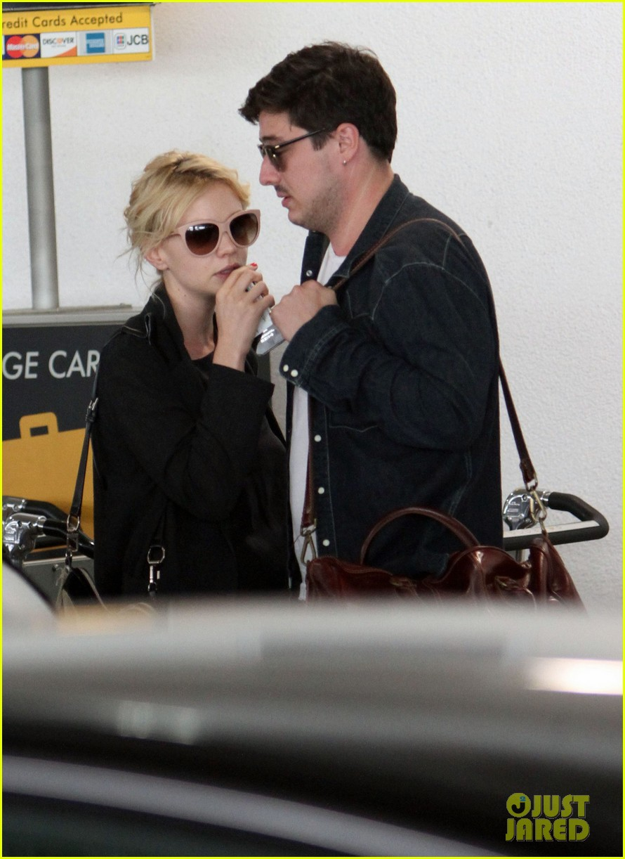 carey mulligan marcus mumford lax lovebirds 23