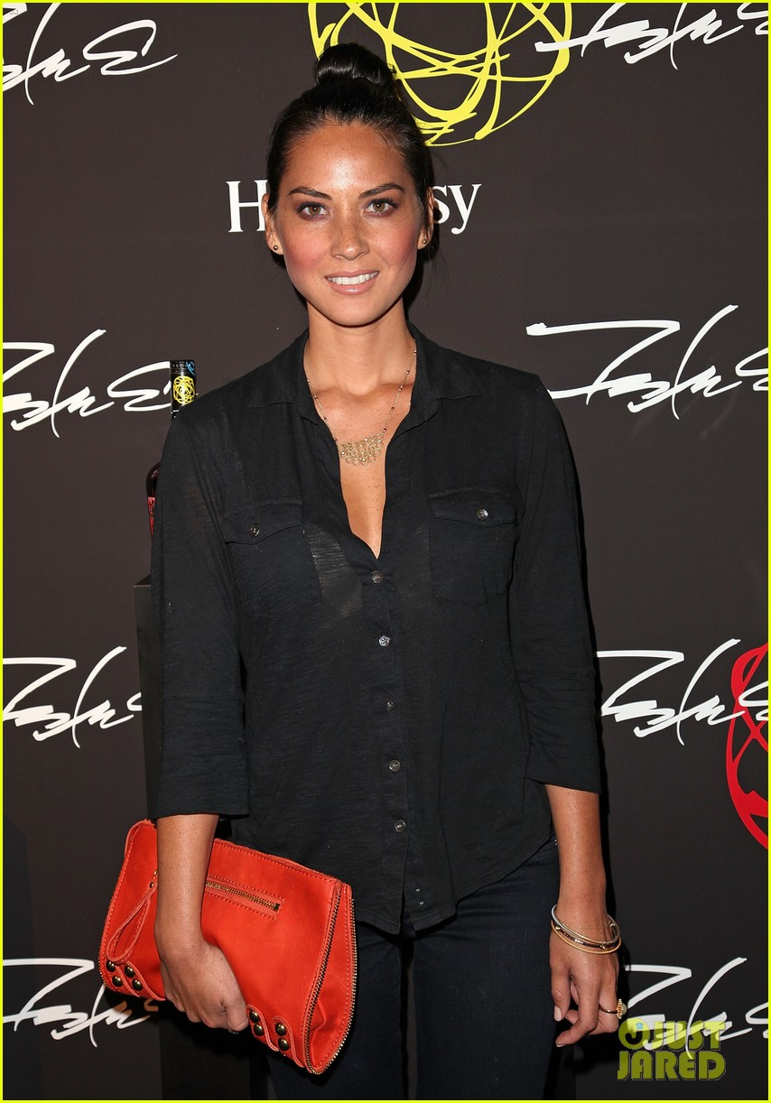 olivia munn jesse williams hennessy vs launch party 02