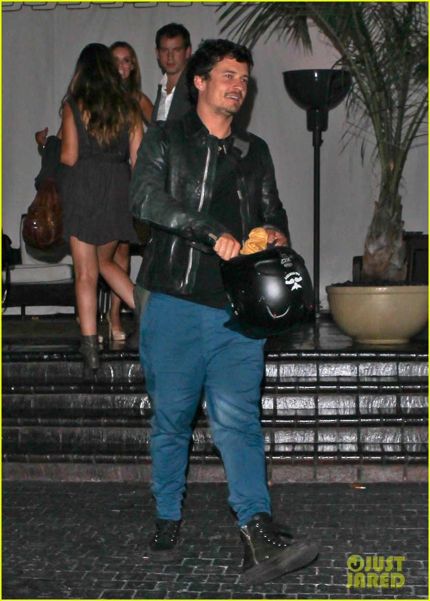 orlando bloom chateau marmont guy 062703190