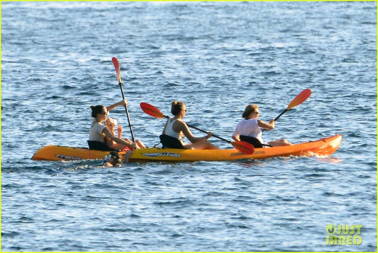 vanessa paradis paddleboarding with jack 172704407