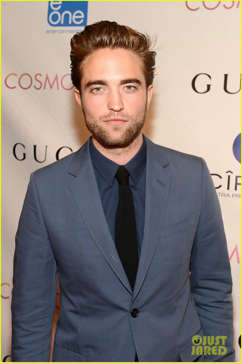robert pattinson cosmopolis premiere first pics 02