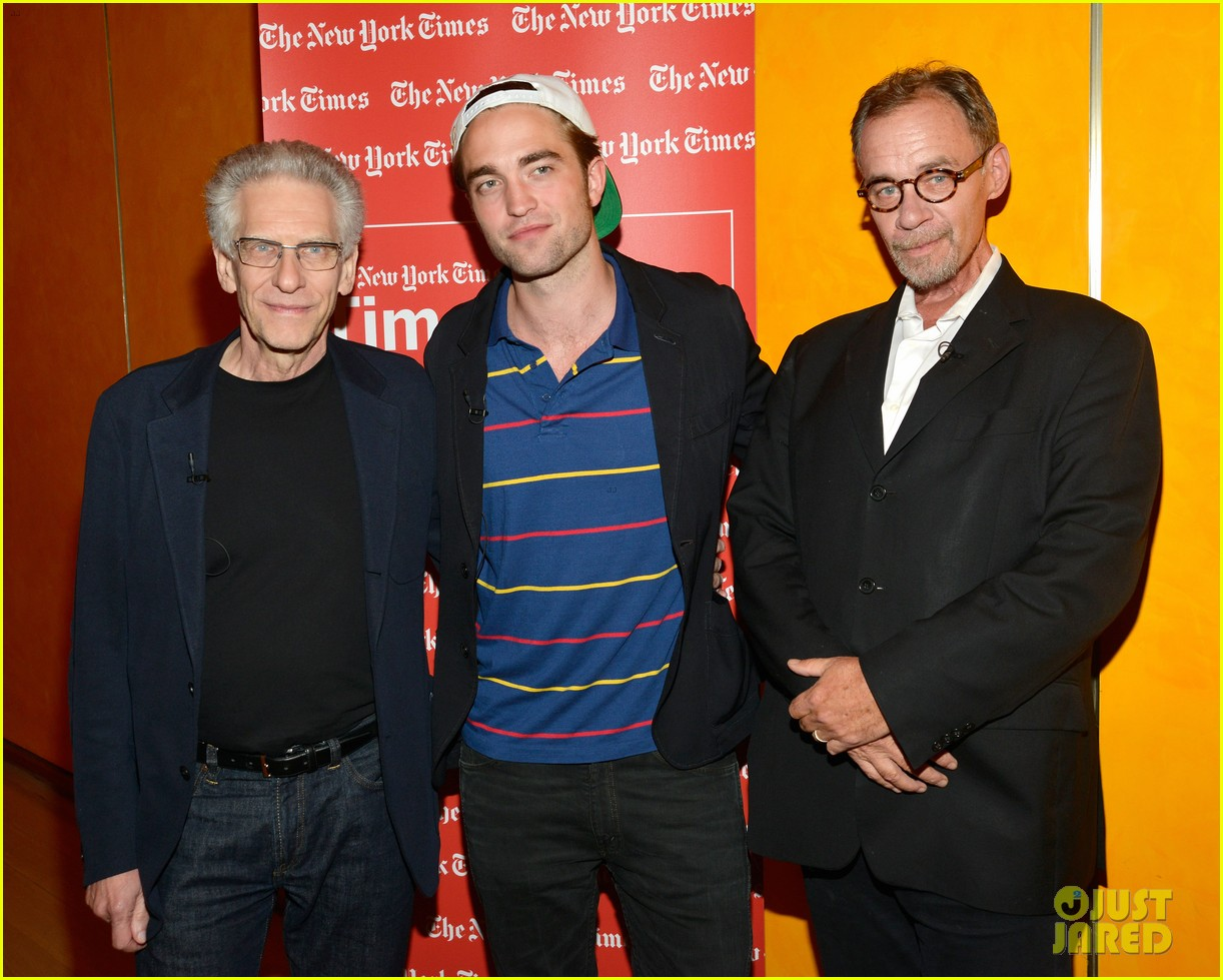robert pattinson times talk with david cronenberg 08