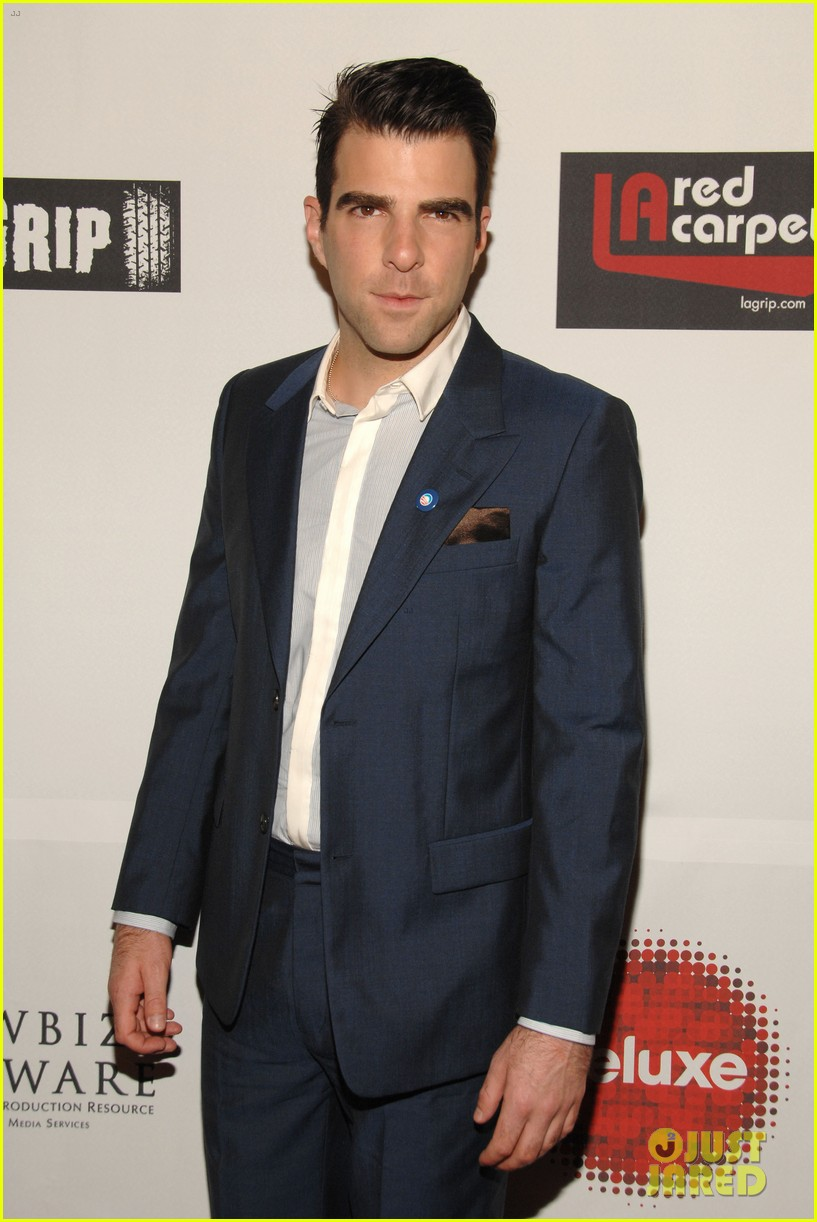 zachary quinto 8th annual hollyshorts film festival opening 032699581