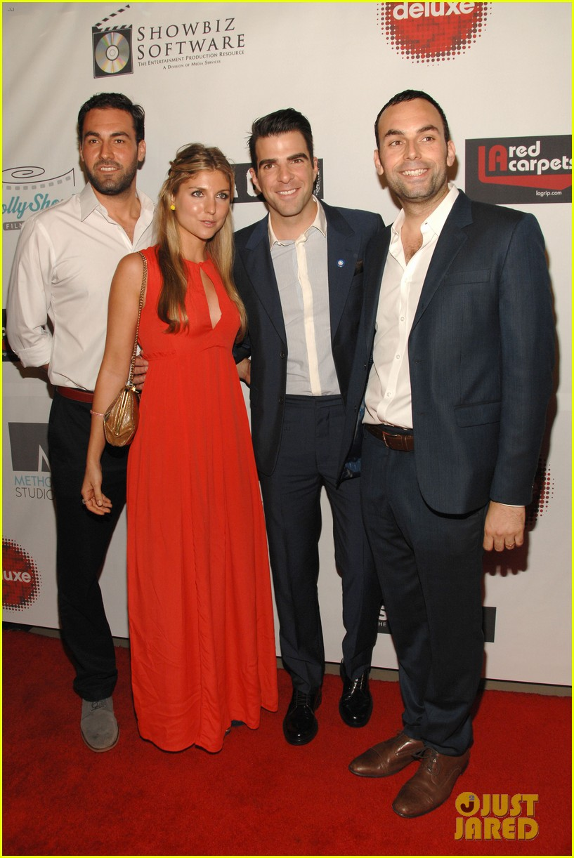 zachary quinto 8th annual hollyshorts film festival opening 04