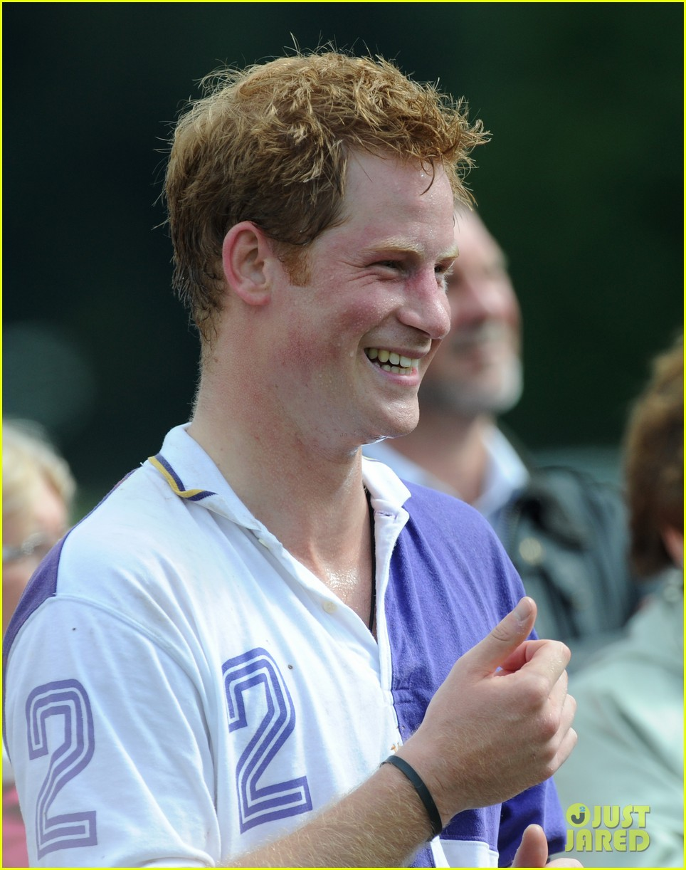 prince harry william charity polo match 022697253