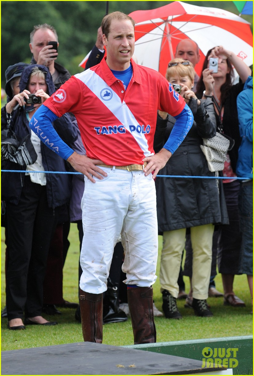 prince harry william charity polo match 062697257