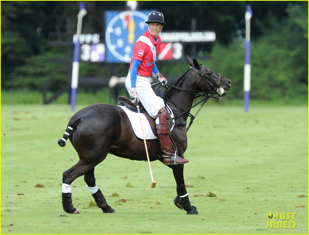 prince harry william charity polo match 102697261