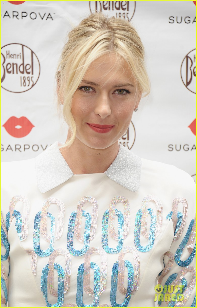 maria sharapova sugarpova launch hamptons mag cover 11