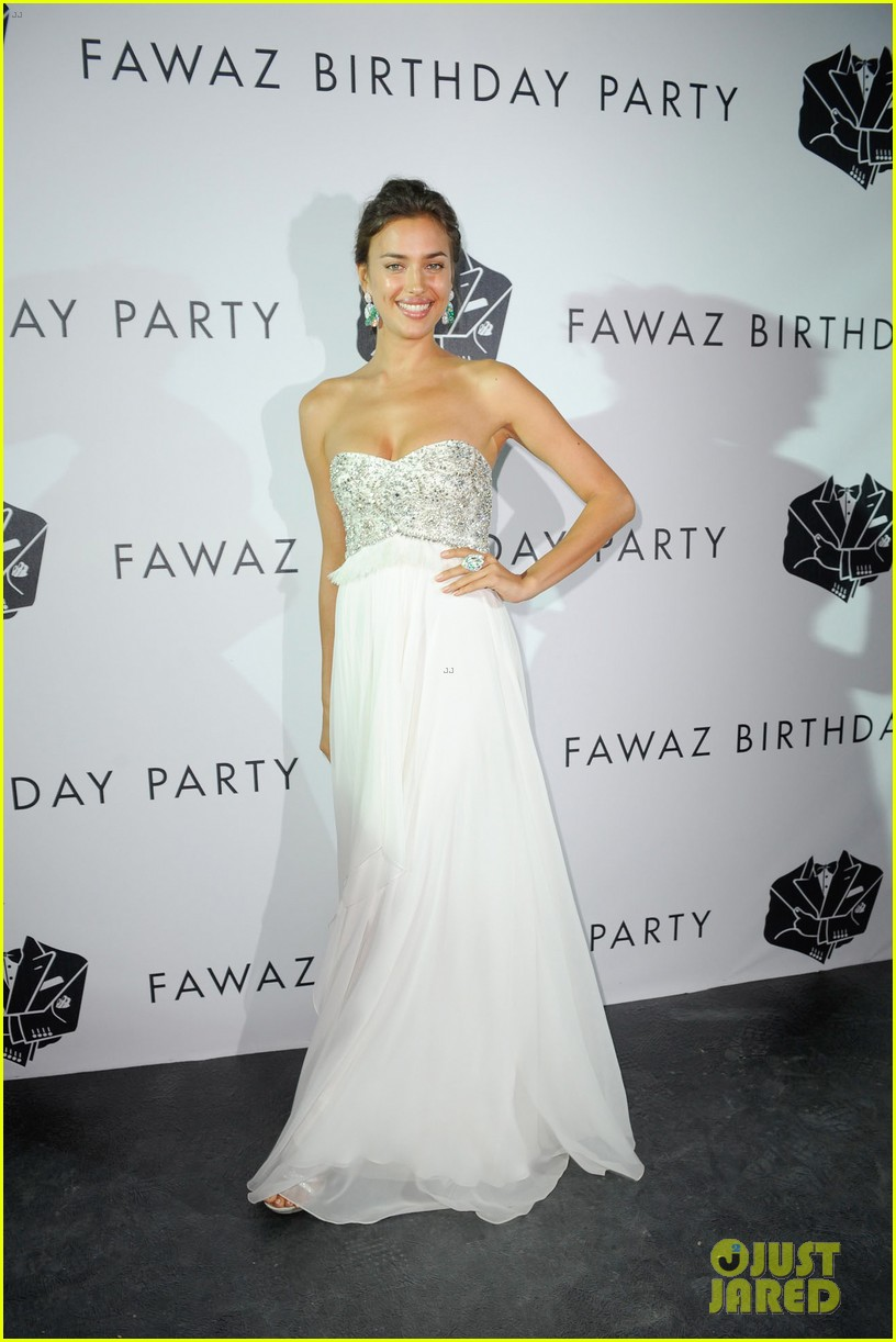 irina shayk fawaz gruosis 60th birthday bash 112699064