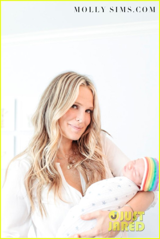 molly sims debuts baby brooks 02.