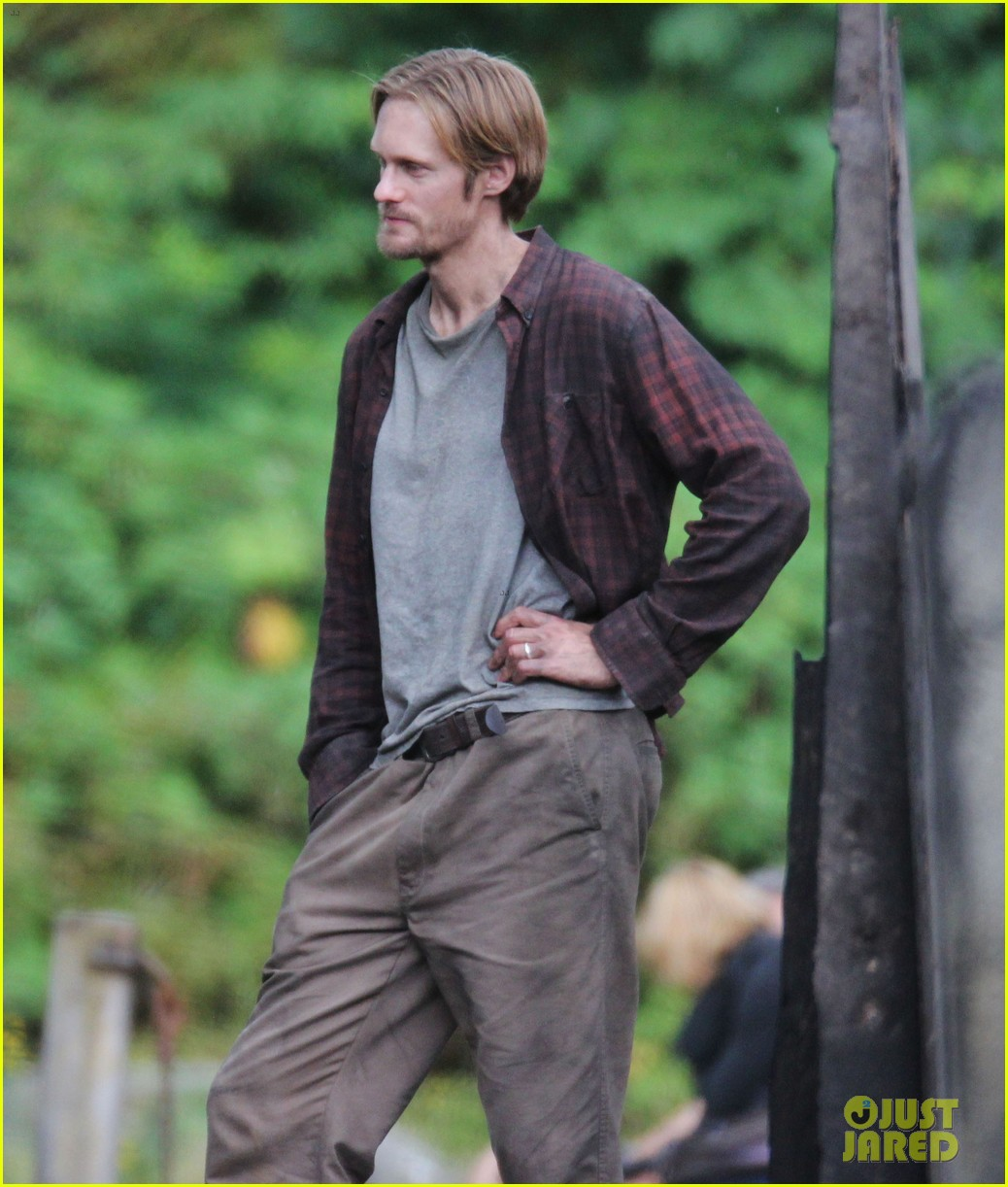 alexander skarsgard hidden set with body double 182710969