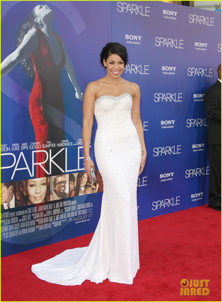 jordin sparks sparkle premiere with bobbi kristina brown 292703549
