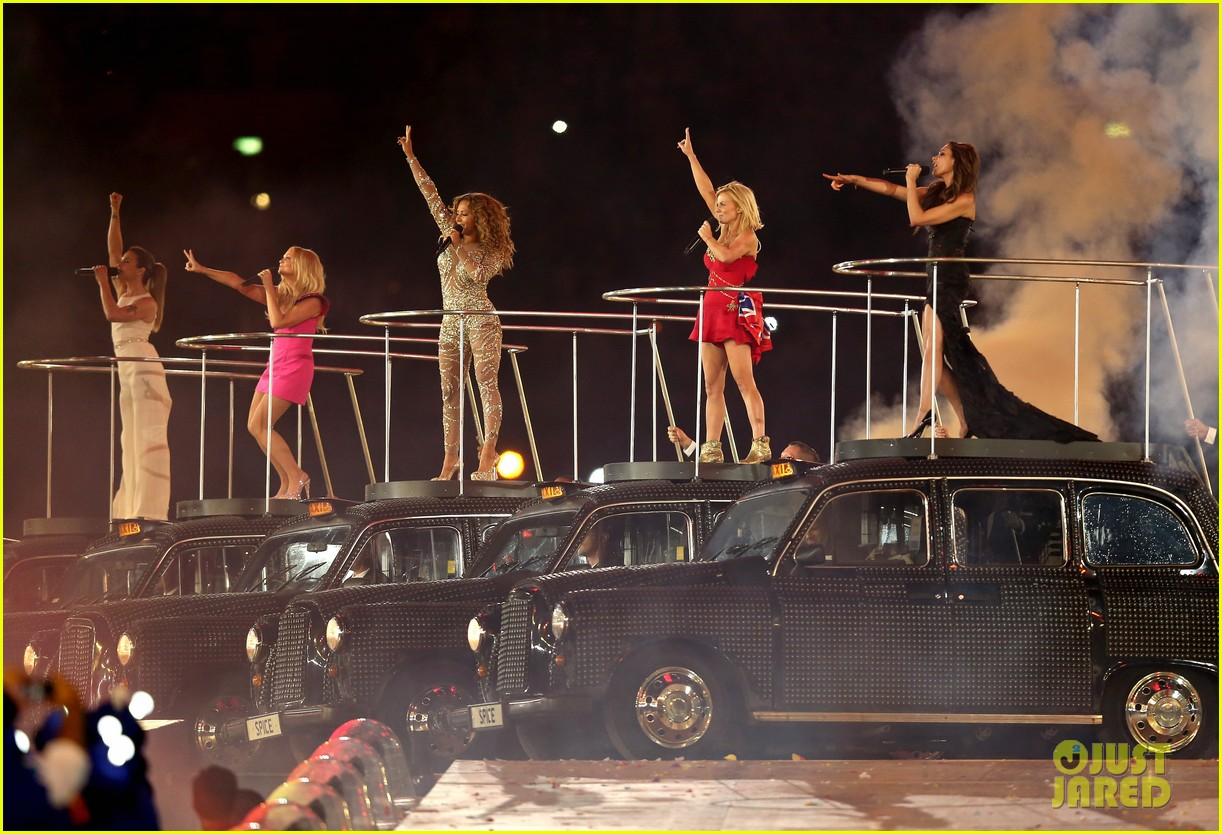spice girls olympic closing ceremony 11