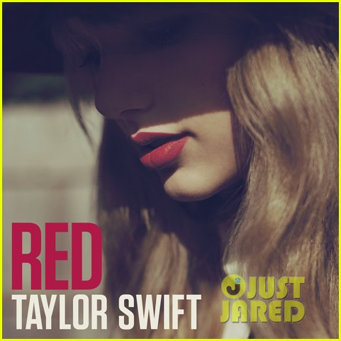 taylor swift red cover art announcement 01