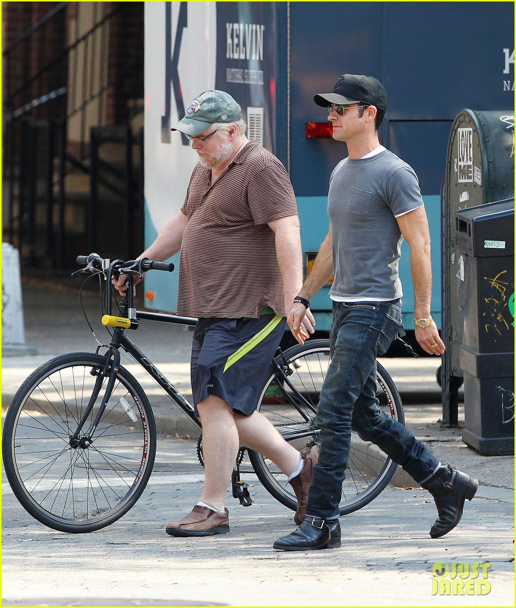 justin theroux lunch with philip seymour hoffman 03