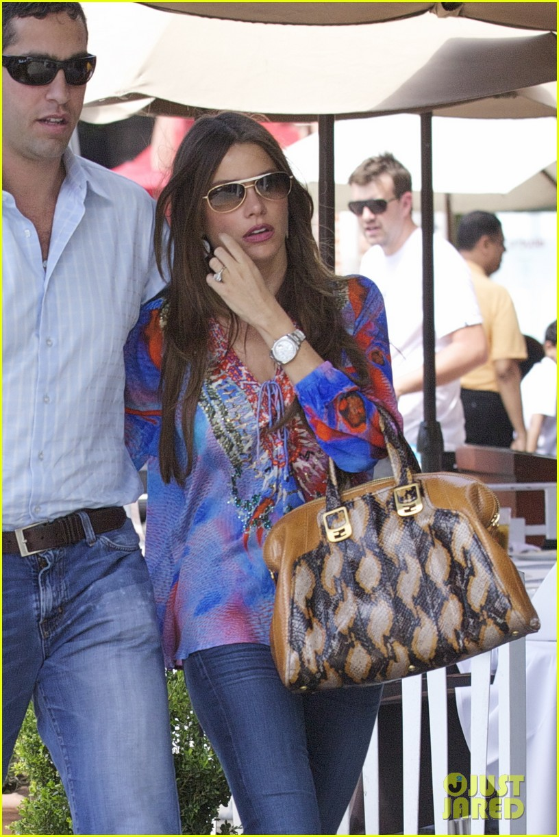 sofia vergara shopping nick loeb 12