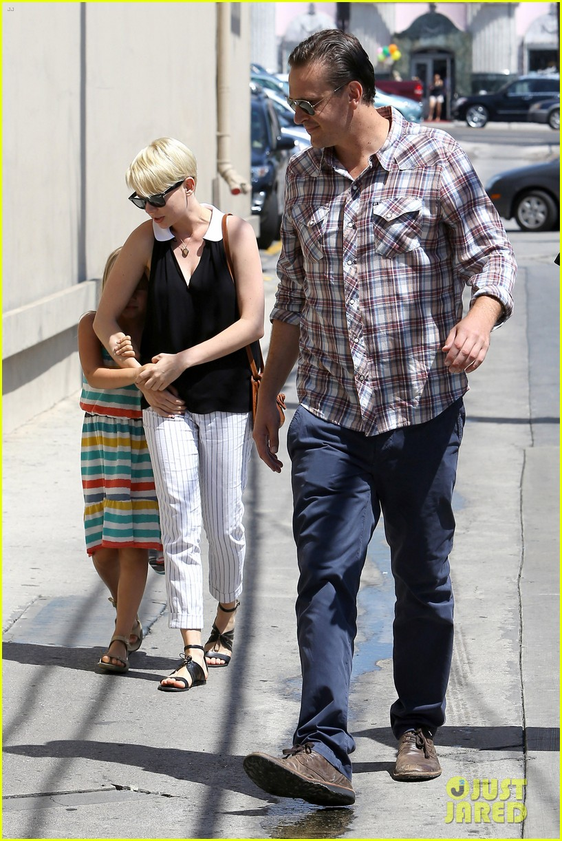michelle williams jason segel afternoon with matilda 07