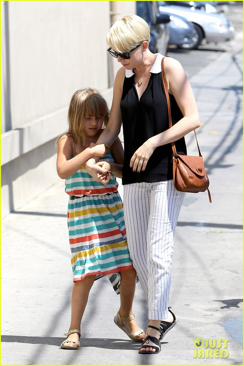 michelle williams jason segel afternoon with matilda 10