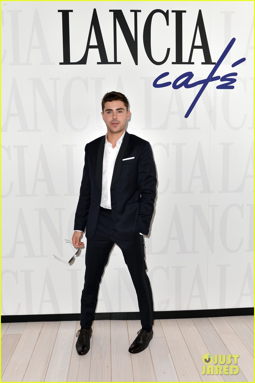 zac efron at any price photo call 06