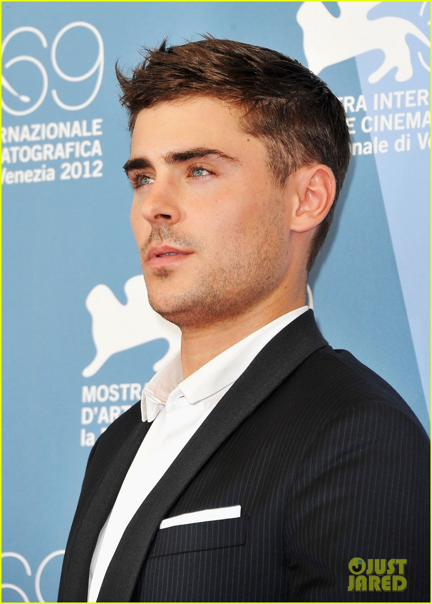 zac efron at any price photo call 10