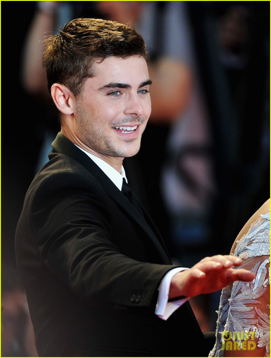zac efron at any price venice premiere 03