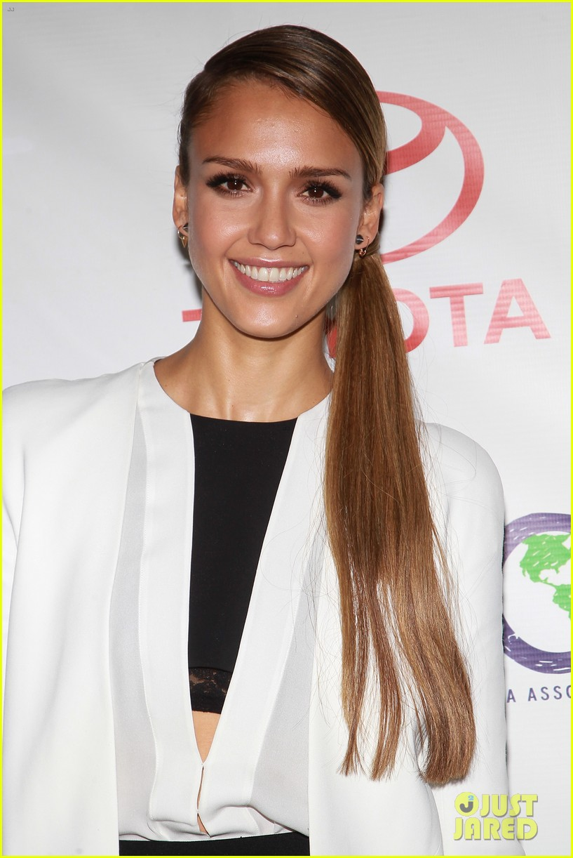 jessica alba cash warren environmental media awards 18