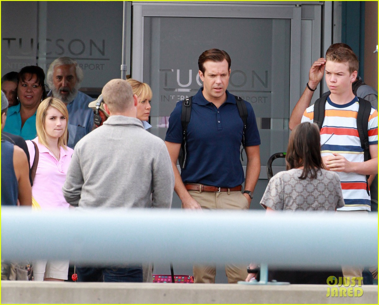 jennifer aniston emma roberts were the millers set 04