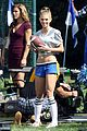 annalynne mccord 90210 football game 05