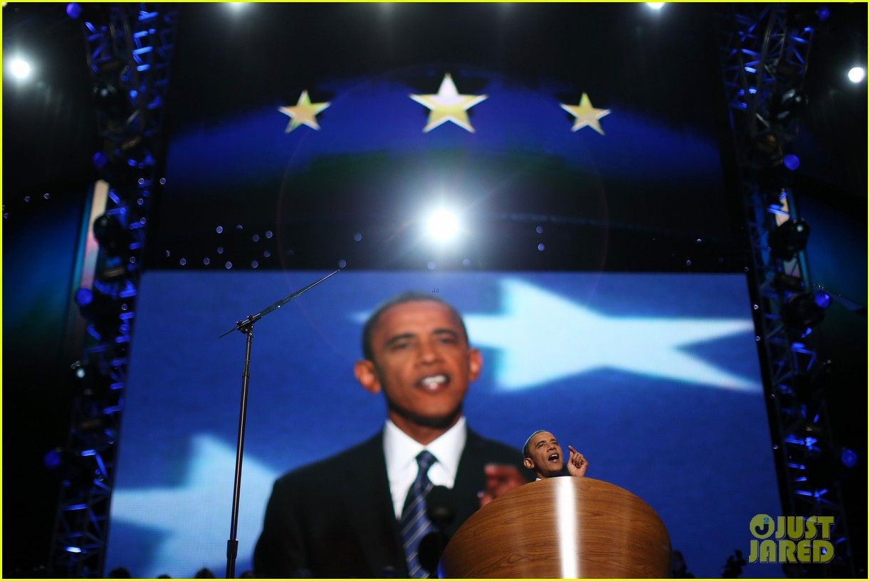 president barack obama speech democratic national convention 40