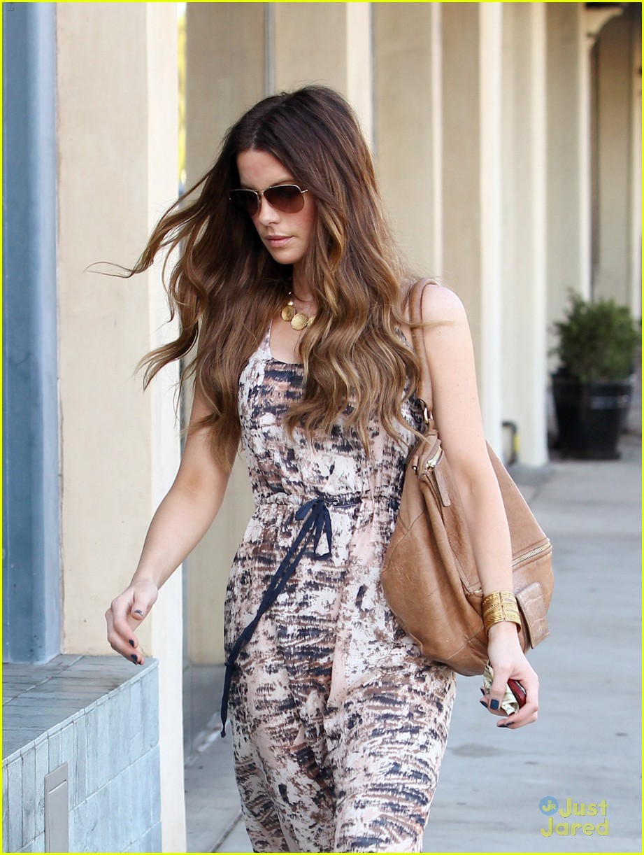 beckinsale maxi dress 02