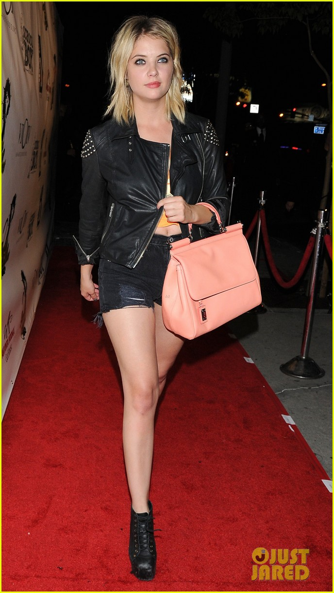 ashley benson bootsy bellows babe 13
