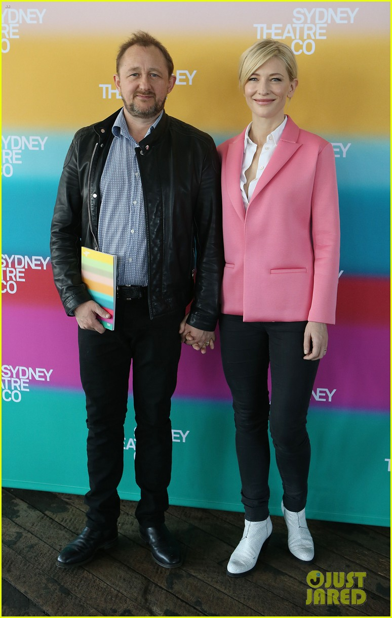 cate blanchett sydney theatre season launch with andrew upton 04