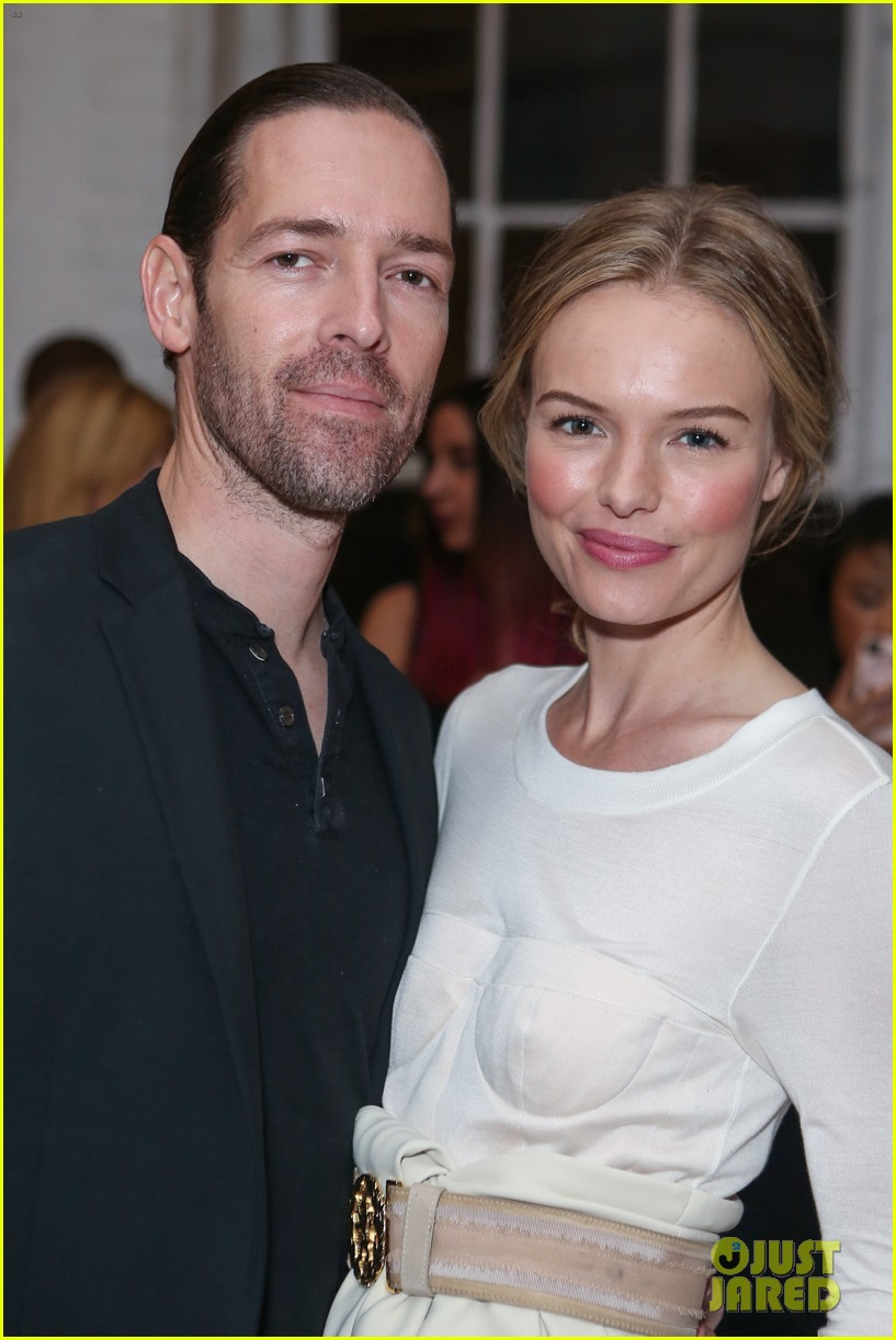 kate bosworth michael polish joseph altuzarra fashion show 31