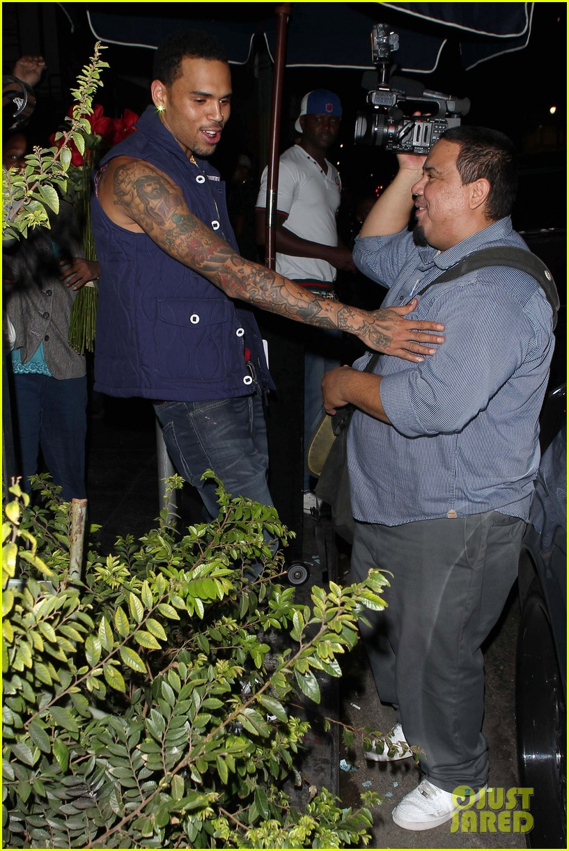 chris brown shirtless roxbury exit 092725762