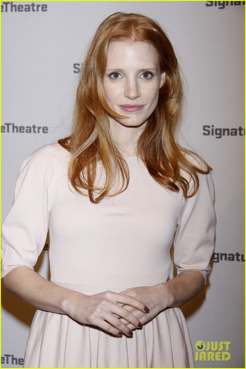 jessica chastain times talk 13