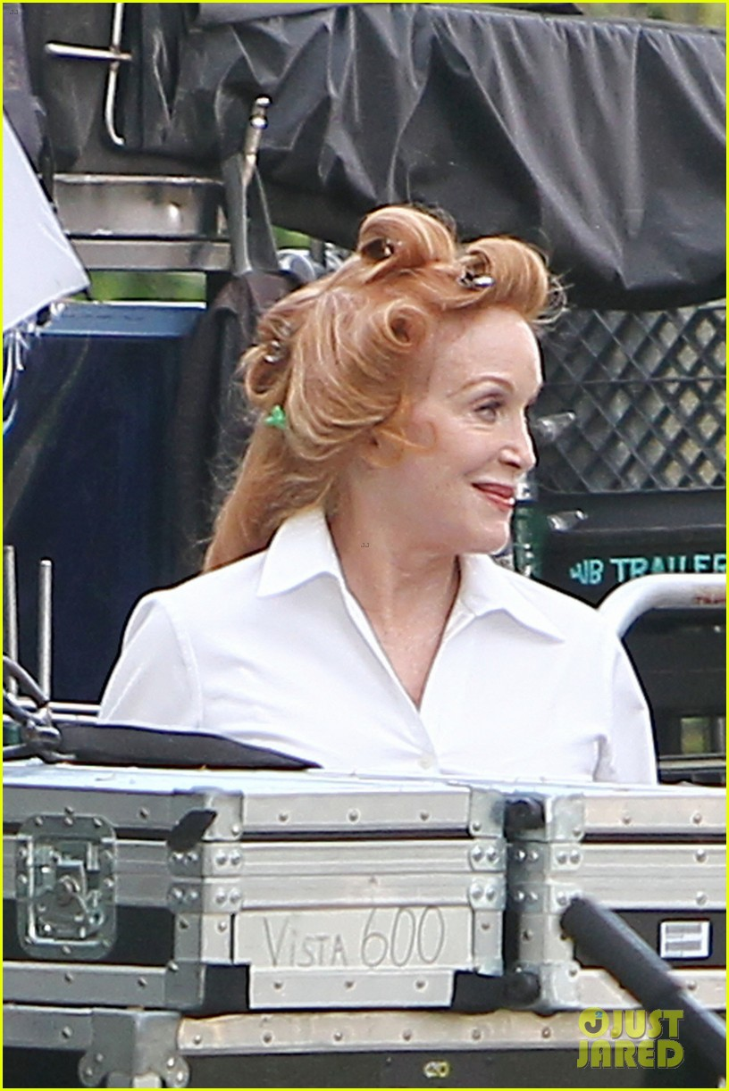 bradley cooper ponytail on hangover 3 set 10
