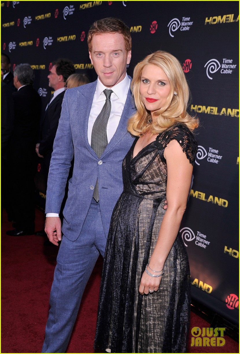 claire danes homeland premiere with damian lewis 07