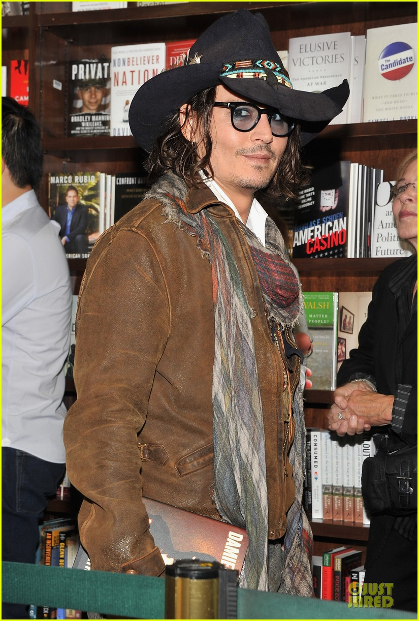 johnny depp damien echols book discussion 13