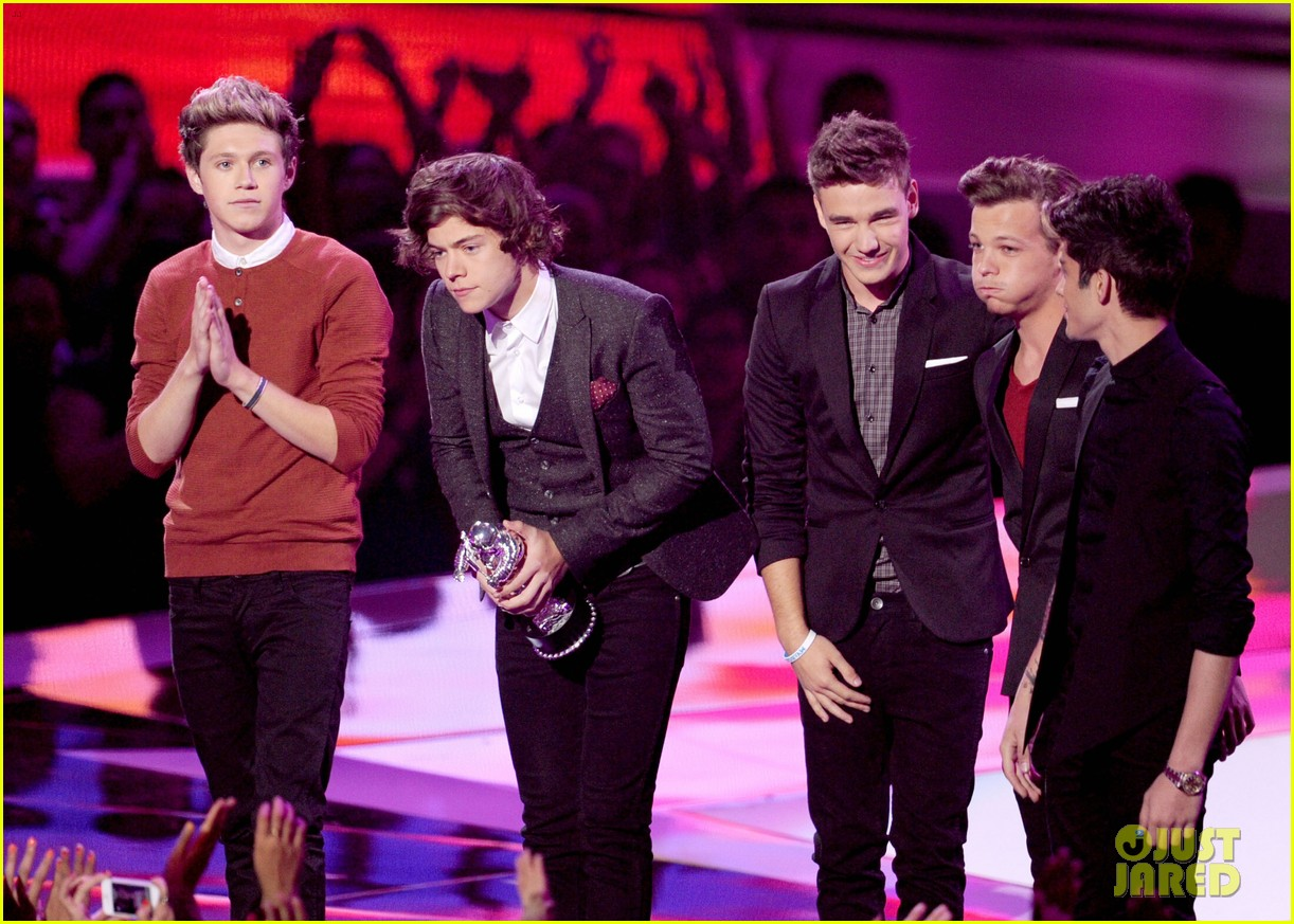 one directions mtv vmas performance 2012 watch now 092715769