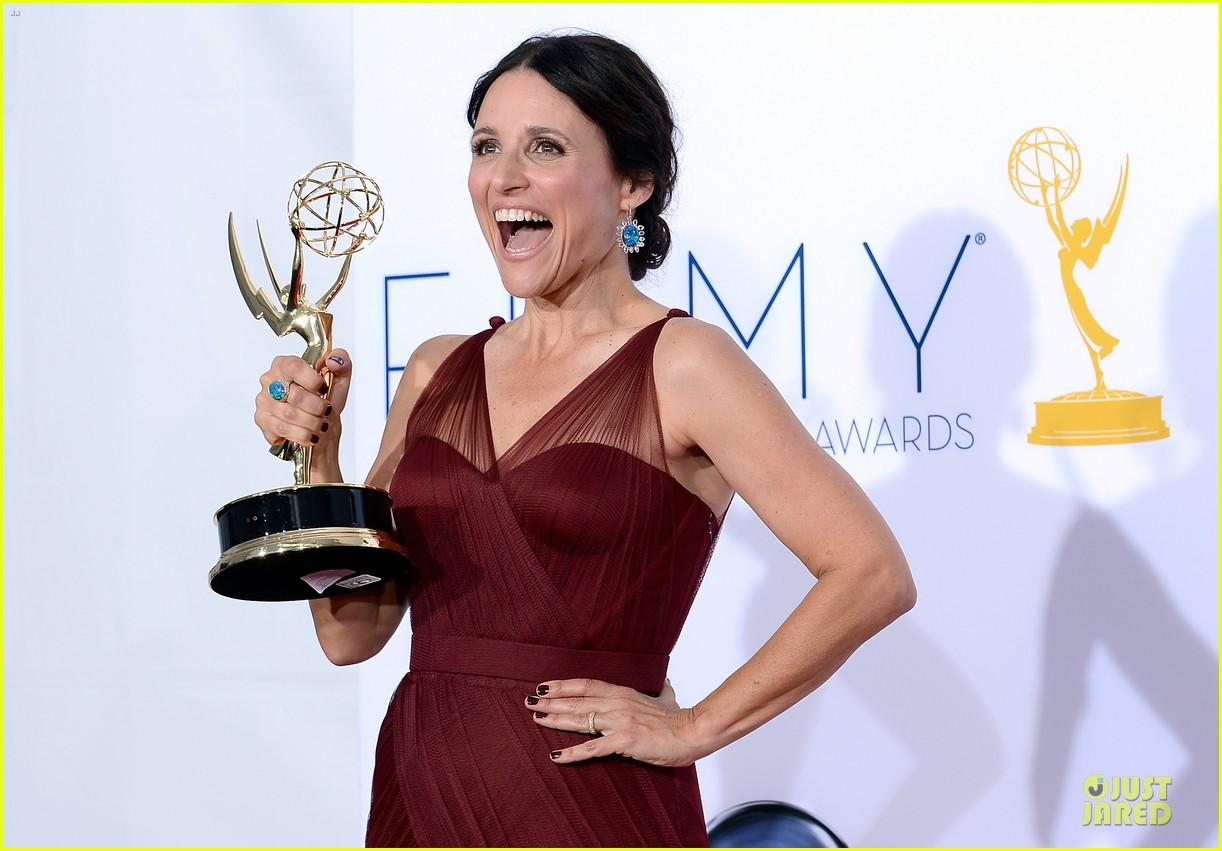 Julia Louis Dreyfus 2012 Julia Louis Dreyfus Emmys 39
