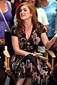 kirsten dunst isla fisher lizzy caplan good morning america gals 16