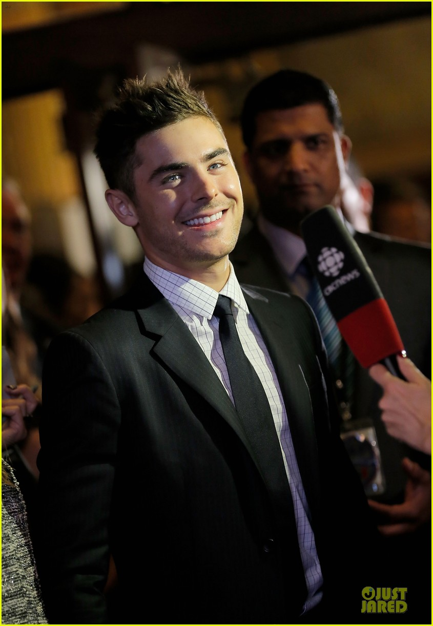 zac efron paperboy premiere tiff 08