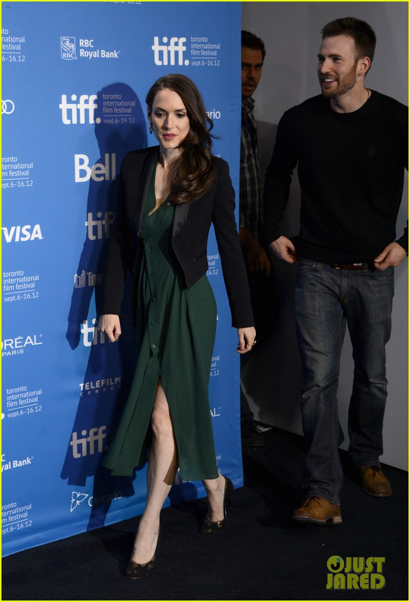 chris evans winona ryder iceman tiff photo call 032718788