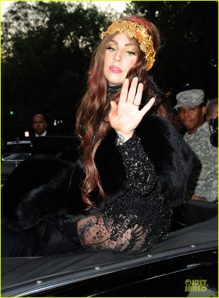 lady gaga fame launch party 05