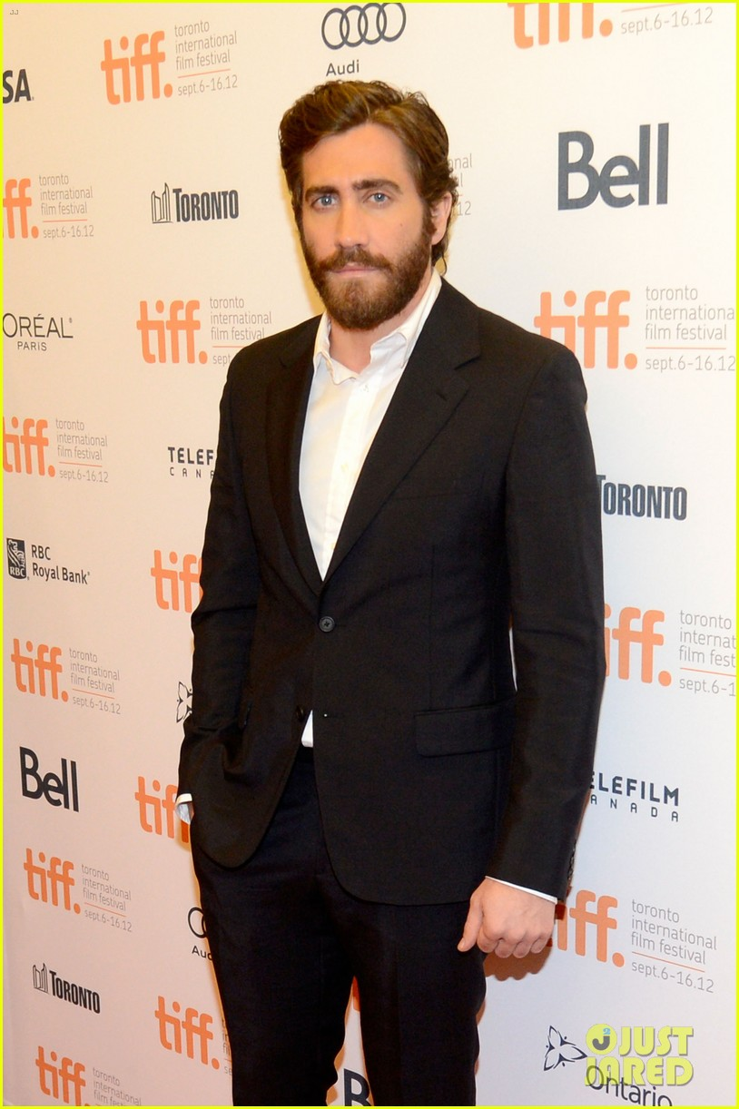 jake gyllenhaal anna kendrick end of watch at tiff 02
