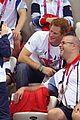 prince harry paralympics swimming spectator 35